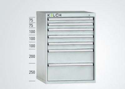 kelch-armoires pour l'outillage